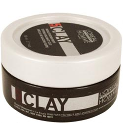 Loreal Professionnel Homme Clay 50 ml