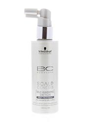 Schwarzkopf Professional BC Bonacure Scalp Genesis Self-Warming Detox Prep Treatment 100 ml