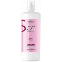 Schwarzkopf Professional BC Color Freeze Rich Micellar Shampoo 1l