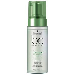 Schwarzkopf Professional BC Collagen Volume Boost Whipped Conditioner 150 ml