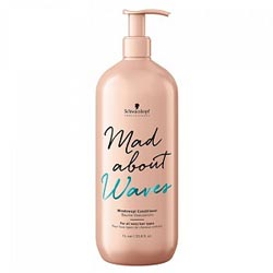 Schwarzkopf Professional Mad About Waves Windswept Conditioner 1l