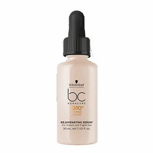 Schwarzkopf Professional BC Q10 Time Restore Rejuvenating Serum 30 ml